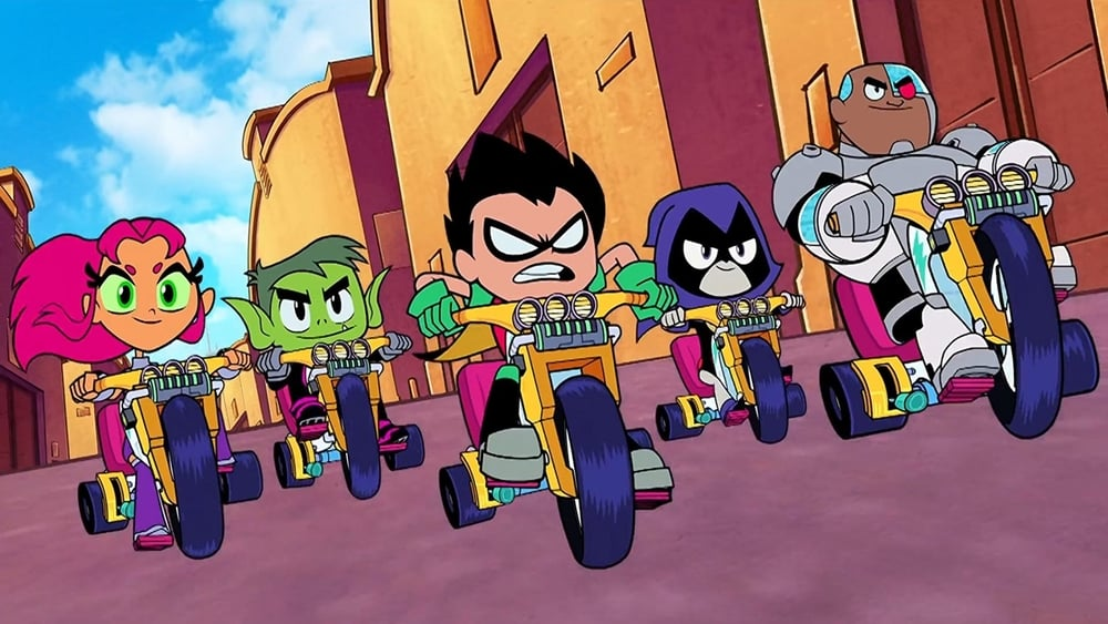 Download and Watch Movie Teen Titans Go! To the Movies (2018)