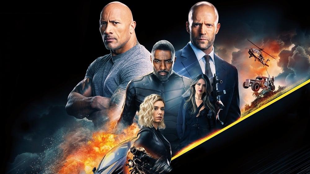 movie Fast & Furious Presents: Hobbs & Shaw ( 2019 )