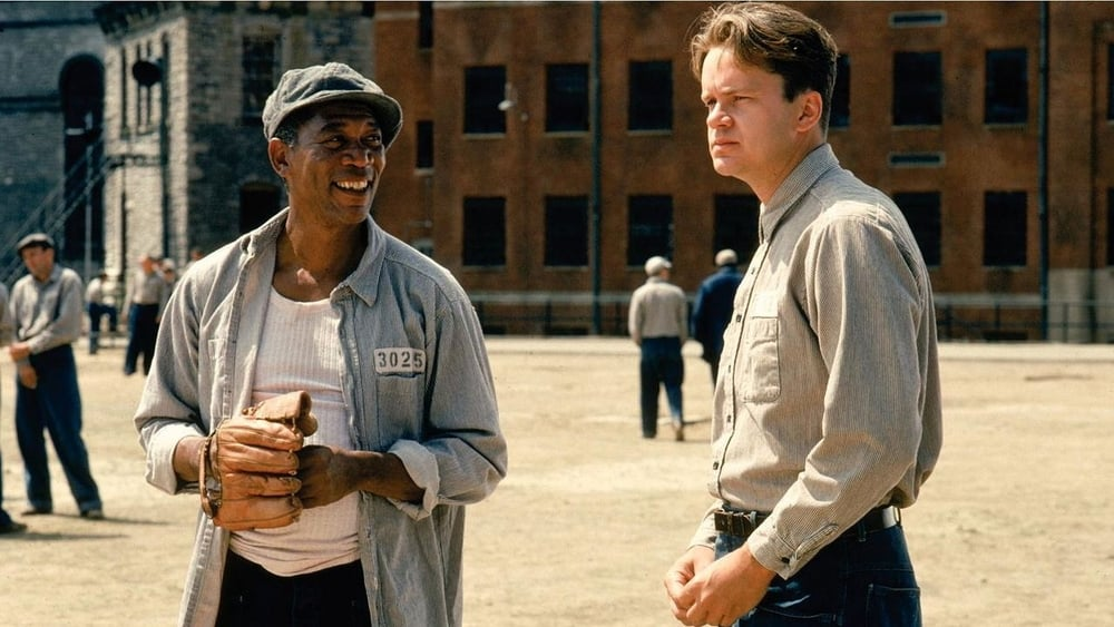 movie The Shawshank Redemption ( 1994 )