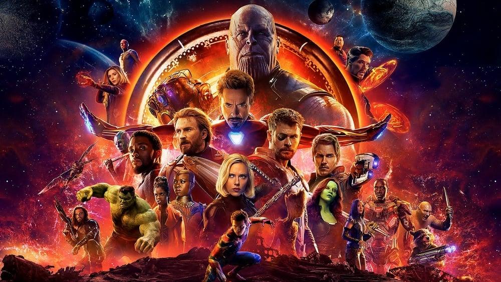movie Avengers: Infinity War ( 2018 )