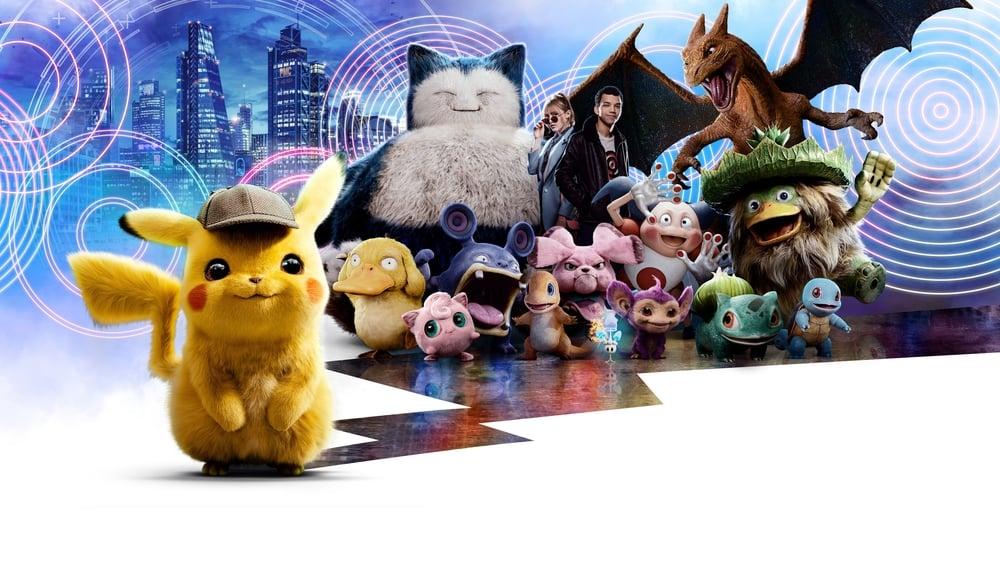 movie Pokémon Detective Pikachu ( 2019 )
