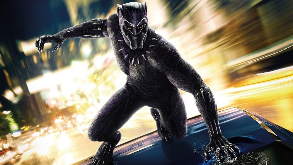 Streaming Movie Black Panther (2018)