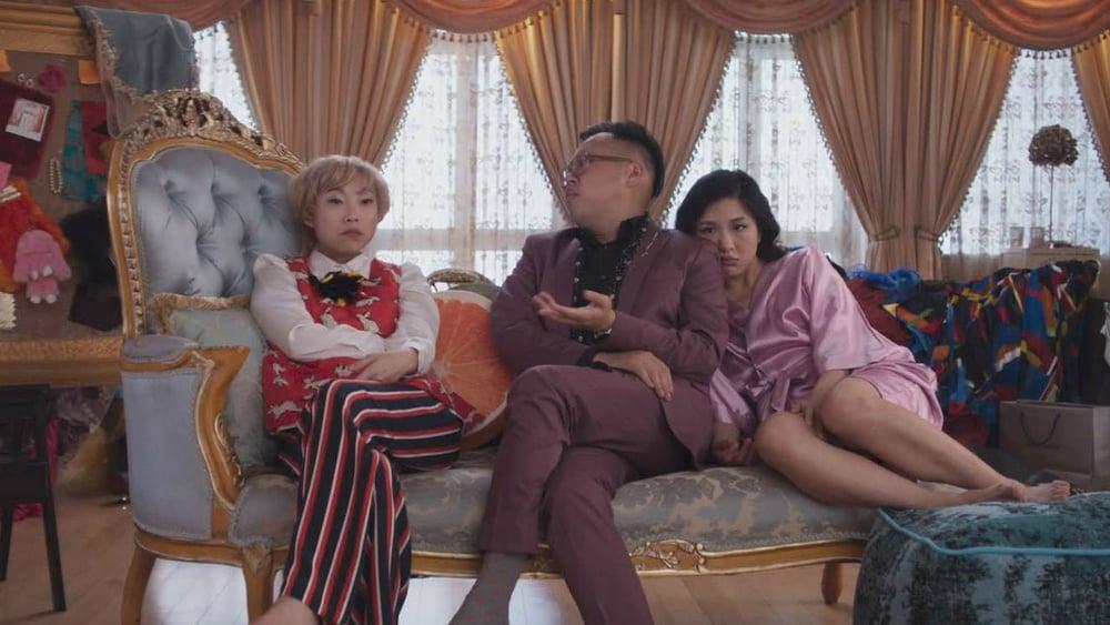 Watch Full Movie Online Crazy Rich Asians (2018)