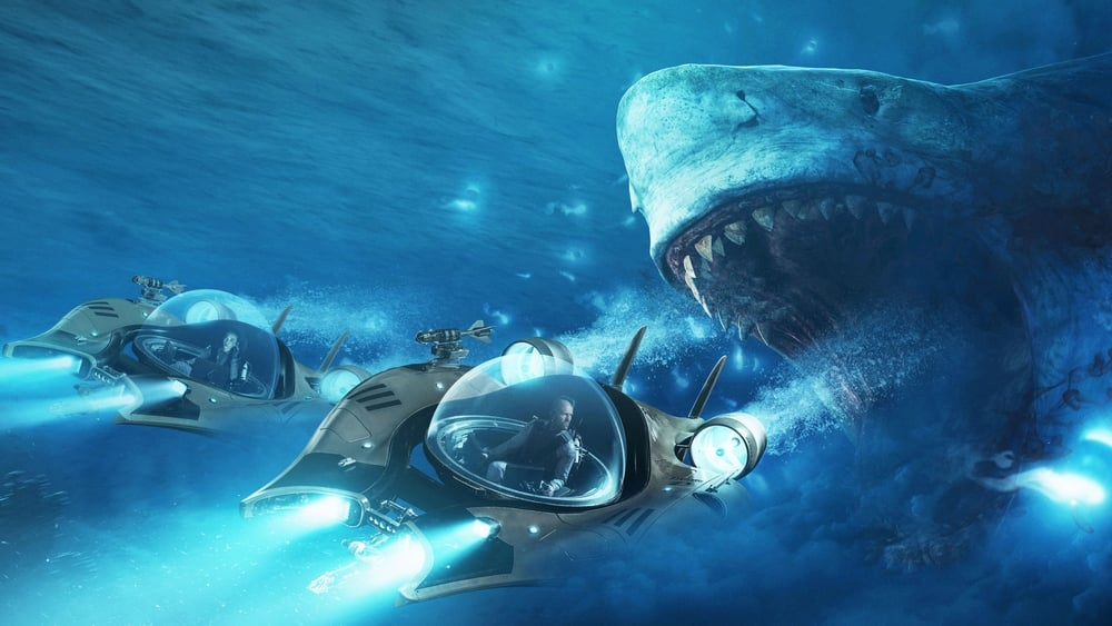 movie The Meg ( 2018 )