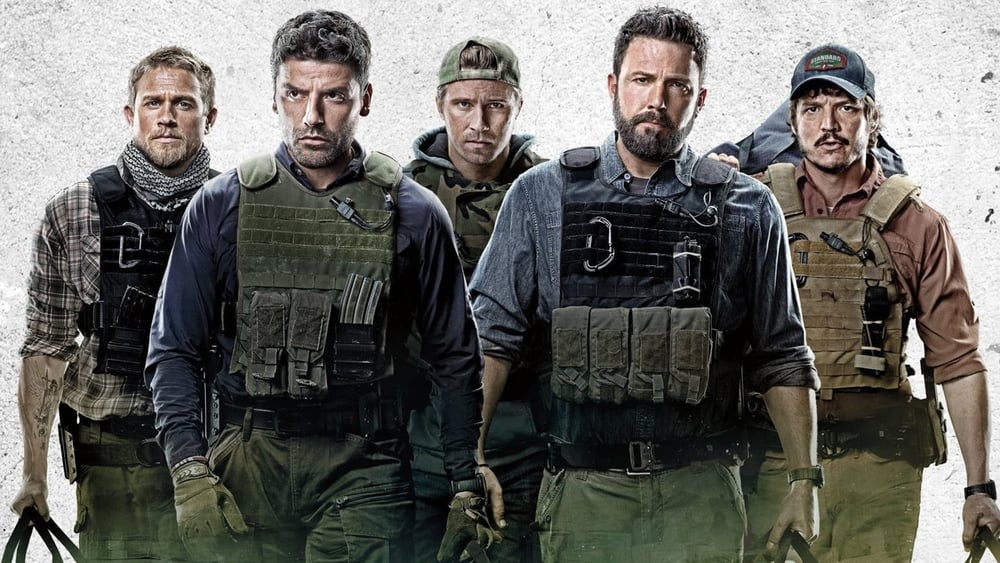 movie Triple Frontier ( 2019 )