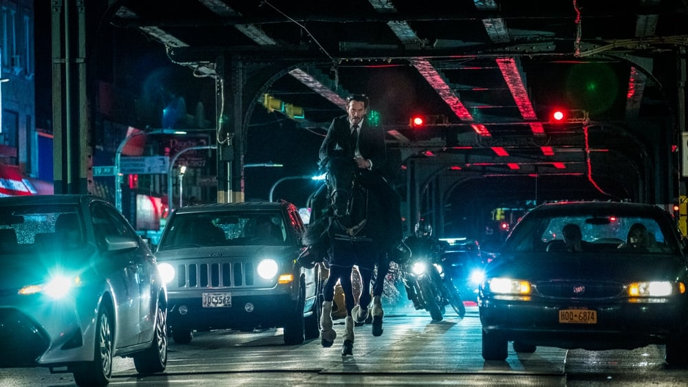 movie John Wick: Chapter 3 - Parabellum ( 2019 )