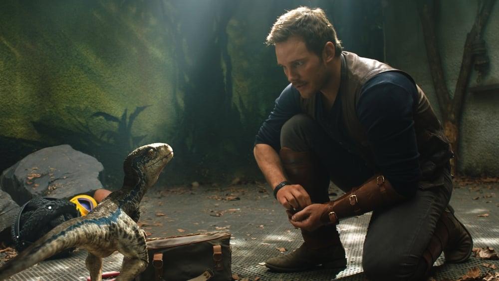 movie Jurassic World: Fallen Kingdom ( 2018 )