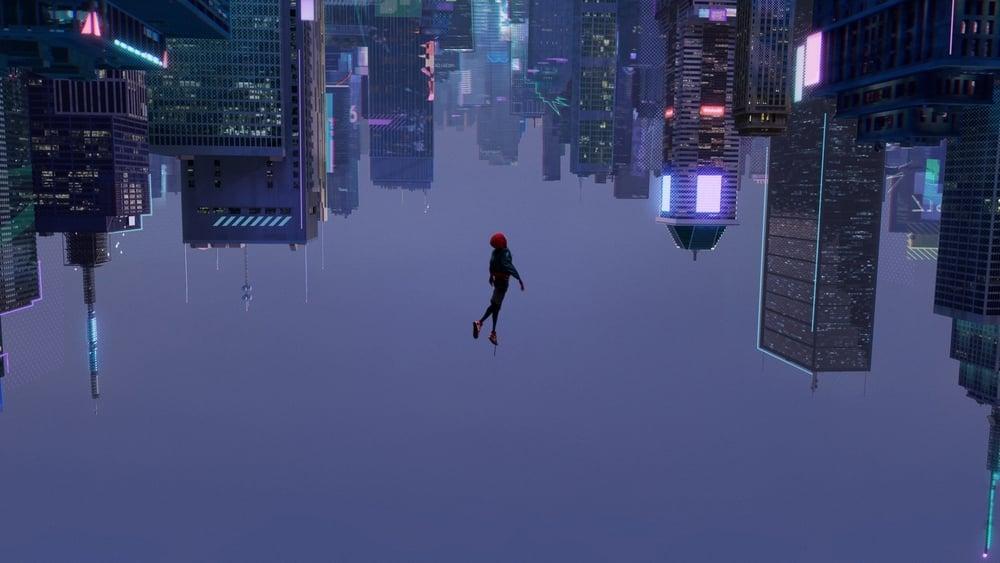 movie Spider-Man: Into the Spider-Verse ( 2018 )