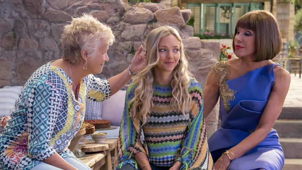 Watch and Download Movie Mamma Mia! Here We Go Again (2018) - Trajan