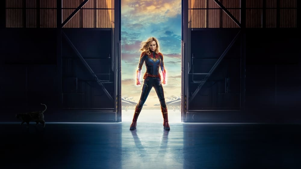 movie Captain Marvel ( 2019 )