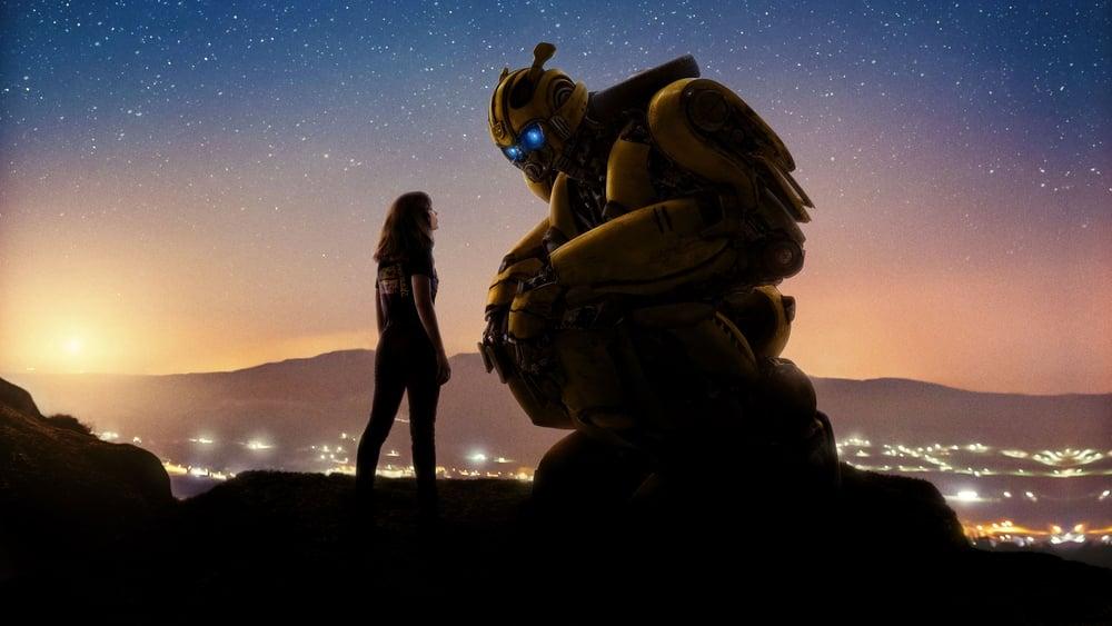 movie Bumblebee ( 2018 )