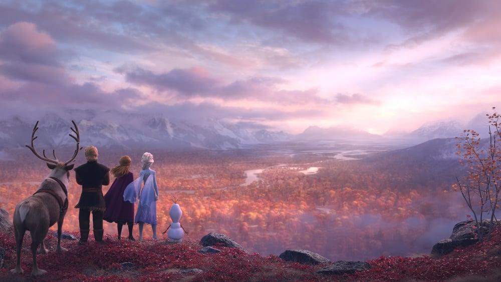 movie Frozen II ( 2019 )