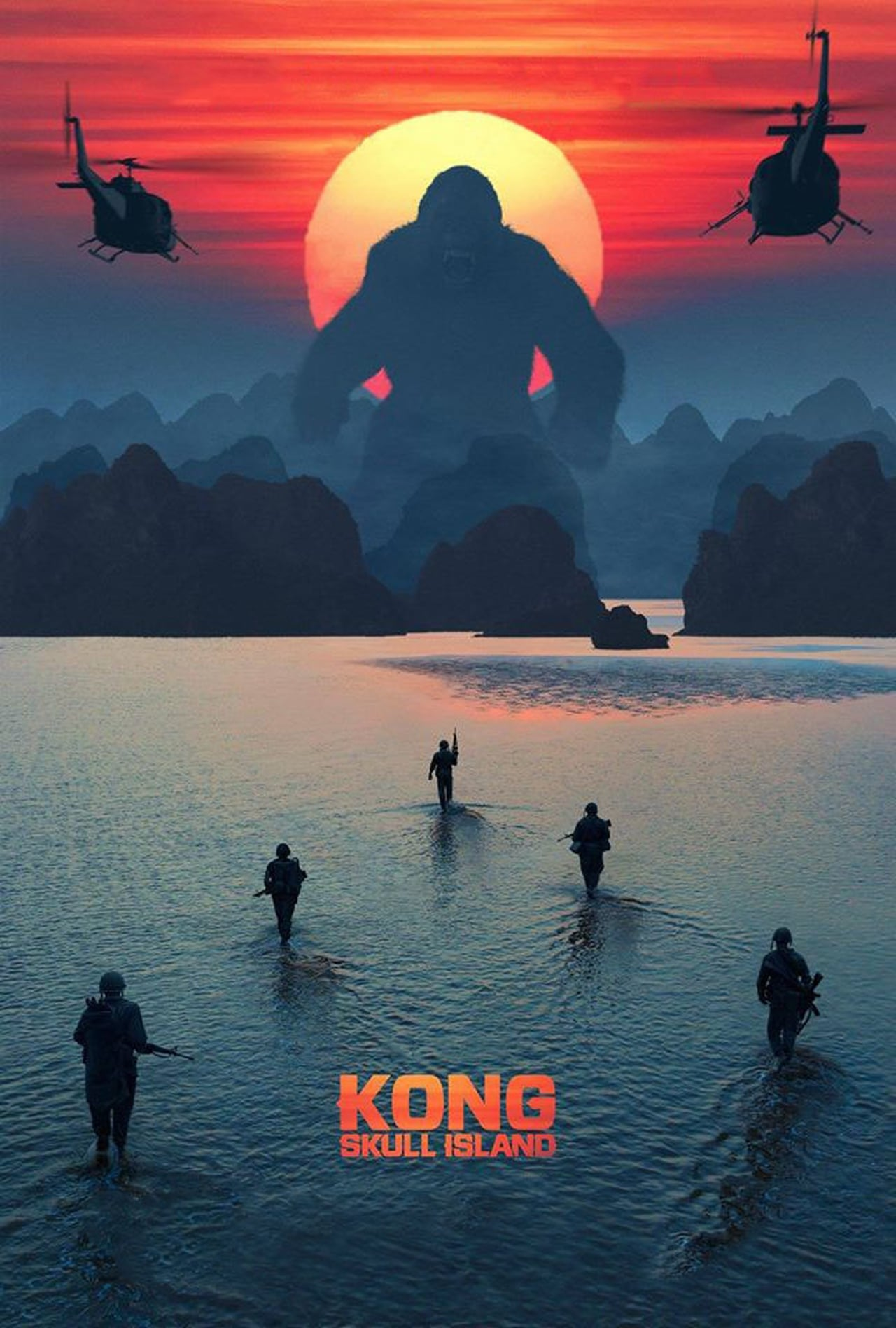 [Watch] Full Movie Kong: Skull Island (2017) Original