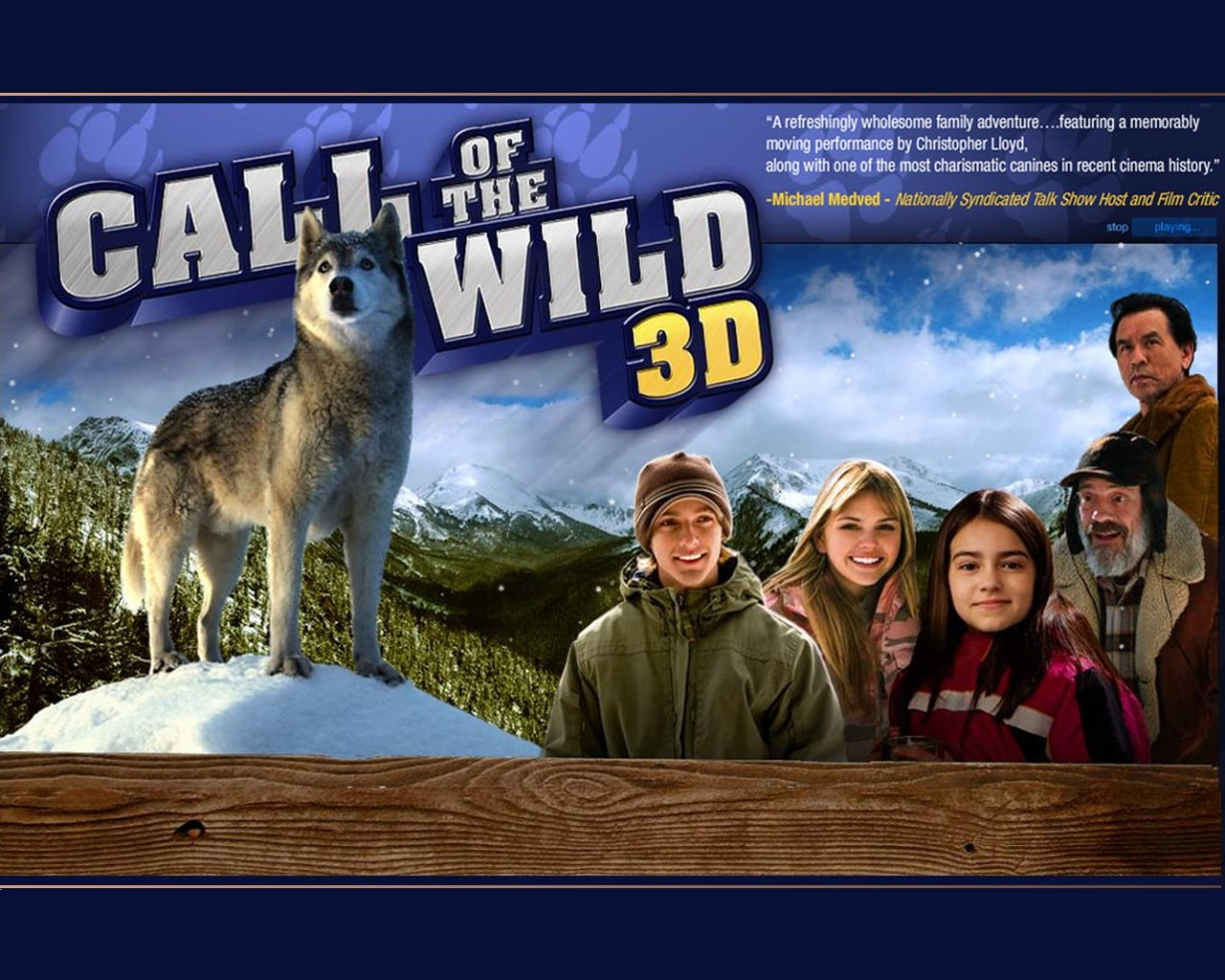 Call Of The Wild Movie Review And Ratings By Kids