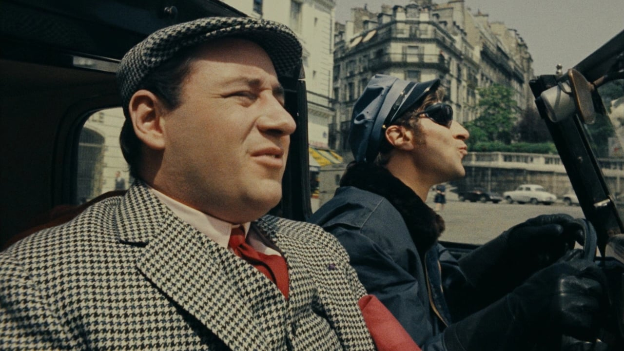Zazie dans le Métro (1960)