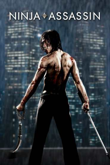 Download Ninja Assassin (2009) Dual Audio {Hindi-English} 720p [800MB]