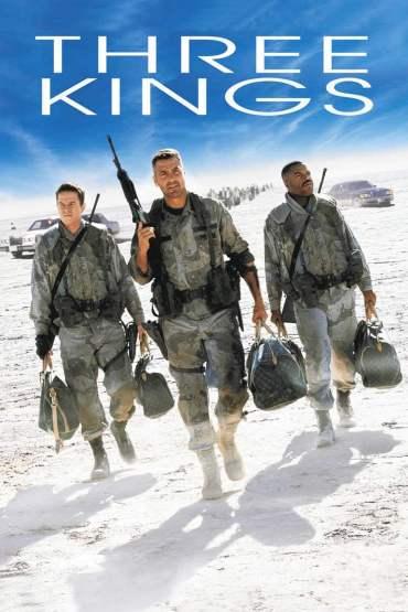 Download Three Kings (1999) Dual Audio [Hindi-English] 480p [400MB] | 720p [800MB] | 1080p [1.6GB]