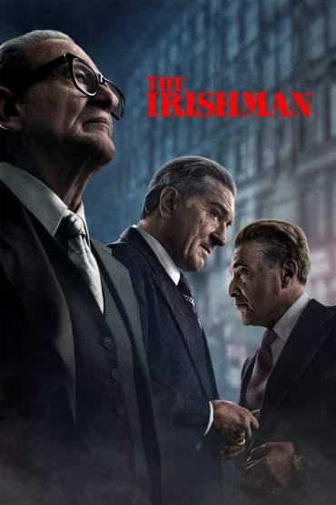 Download The Irishman (2019) Dual Audio {Hindi-English} 720p [1.8GB]