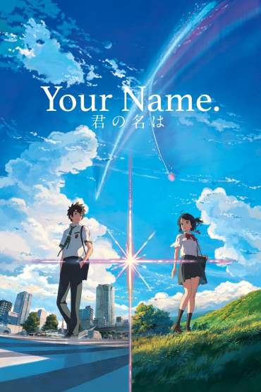 Download Your Name (2016) Hindi Dubbed 480p [350MB] | 720p [900MB] | 1080p [1.8GB]
