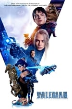Movie Valerian and the City of a Thousand Planets ( 2017 )