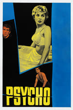 Image for movie Psycho ( 1960 )
