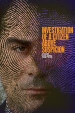 Image for movie Investigation of a Citizen Above Suspicion ( 1970 )