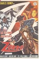 Movie La última aventura del Zorro ( 1970 )
