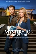 Movie Mystery 101: Words Can Kill ( 2019 )