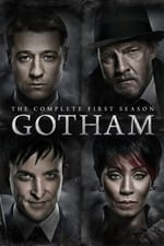 Gotham (2014) <small> : Season 1</small>