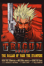 Movie TRIGUN ( 1998 )