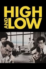 Image for movie High and Low ( 1963 )