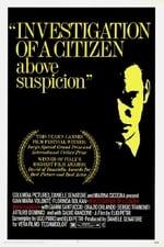 Image for movie Investigation of a Citizen Above Suspicion ( 1970 )