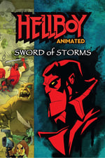 Movie Hellboy Animated: Sword of Storms ( 2006 )