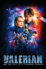 Movie Valerian and the City of a Thousand Planets (2017)