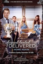 Movie Signed, Sealed, Delivered: Home Again ( 2017 )