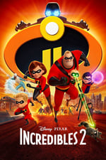Image for movie Incredibles 2 ( 2018 )