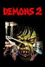Movie Demons 2 ( 1986 )