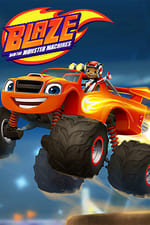 Movie Blaze and the Monster Machines ( 2014 )