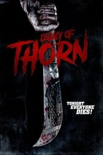 Movie Legacy Of Thorn ( 2016 )
