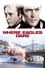 Movie Where Eagles Dare ( 1968 )