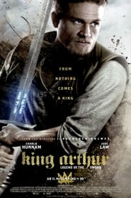 Streaming Full Movie King Arthur: Legend of the Sword (2017)