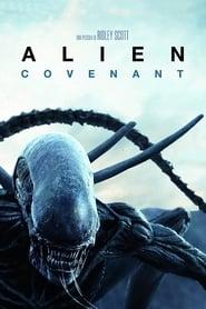 Poster Movie Alien: Covenant 2017