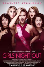 Poster Movie Rough Night 2017
