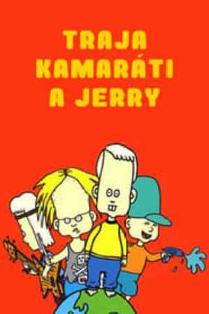 De tre vännerna och Jerry