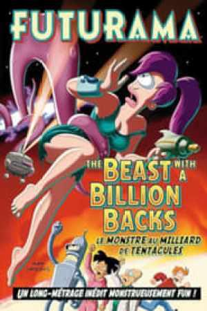 Futurama - Le monstre au milliard de tentacules