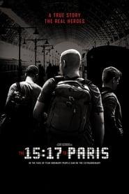 Streaming Full Movie The 15:17 to Paris (2018)