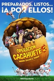 [Streaming] The Nut Job 2: Nutty by Nature (2017)