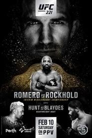 UFC 221: Romero vs. Rockhold streaming vf