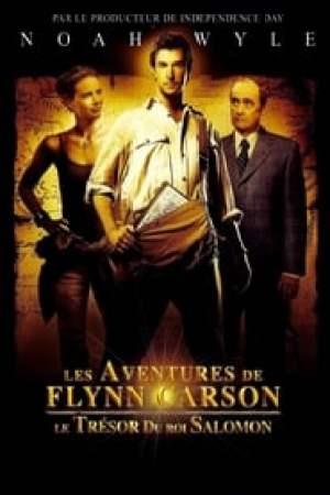 Les Aventures de Flynn Carson, Le Trésor du roi Salomon