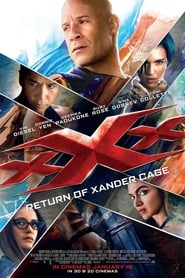 Streaming Movie xXx: Return of Xander Cage (2017)